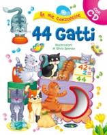 Copertina de 44 GATTI
