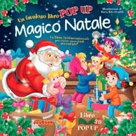 Copertina de MAGICO NATALE - POP UP 3D