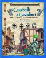 Copertina de CASTELLI E CAVALIERI