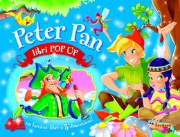 Copertina de PETER PAN - POP UP