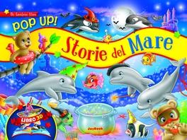 Copertina de STORIE DEL MARE - POP UP