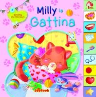 Copertina de MILLY LA GATTINA