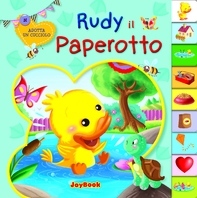 Copertina de RUDY IL PAPEROTTO