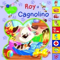 Copertina de ROY IL CAGNOLINO