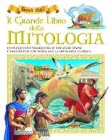 Copertina de GRANDE LIBRO DELLA MITOLOGIA, IL