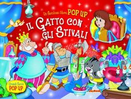 GATTO CON GLI STIVALI, IL - POP UP
