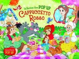 Copertina de CAPPUCCETTO ROSSO - POP UP