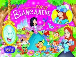 Copertina de BIANCANEVE - POP UP