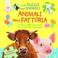Copertina de ANIMALI DELLA FATTORIA