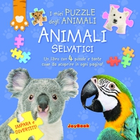 Copertina de ANIMALI SELVATICI