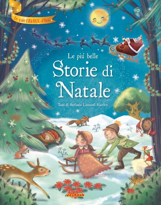 Copertina de PIÙ BELLE STORIE DI NATALE, LE