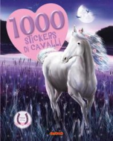 Copertina de 1000 STICKERS DI CAVALLI