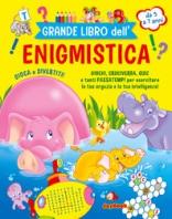 Copertina de GRANDE LIBRO DELL'ENIGMISTICA 5-7 ANNI