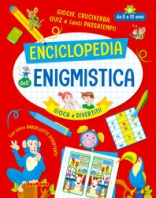 Copertina de ENCICLOPEDIA DELL'ENIGMISTICA 8-10 ANNI