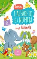 Copertina de IMPARA L'ALFABETO E I NUMERI CON GLI ANIMALI