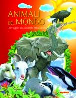 Copertina de ANIMALI DEL MONDO