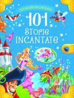 Copertina de 101 STORIE INCANTATE