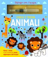 Copertina de CERCA E TROVA ANIMALI