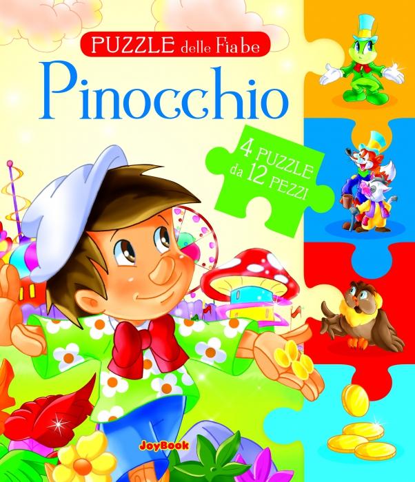 Copertina de PINOCCHIO