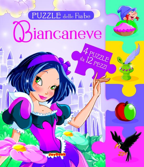 Copertina de BIANCANEVE