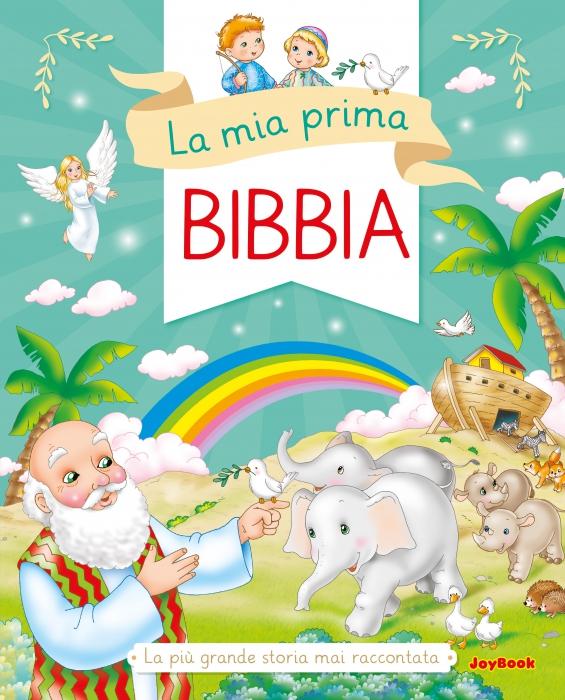 Copertina de MIA PRIMA BIBBIA, LA
