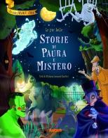 Copertina de PIÙ BELLE STORIE DI PAURA E MISTERO, LE