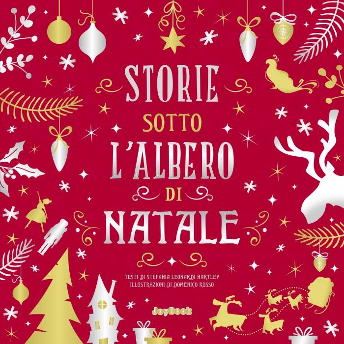 Copertina de STORIE SOTTO L'ALBERO DI NATALE