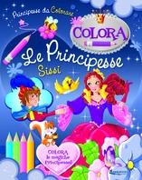 Copertina de COLORA LE PRINCIPESSE - SISSI