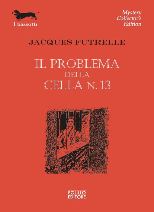 Copertina de PROBLEMA DELLA CELLA N.13,IL  N.6