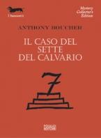 Copertina de CASO DEL SETTE DEL CALVARIO,IL N.21