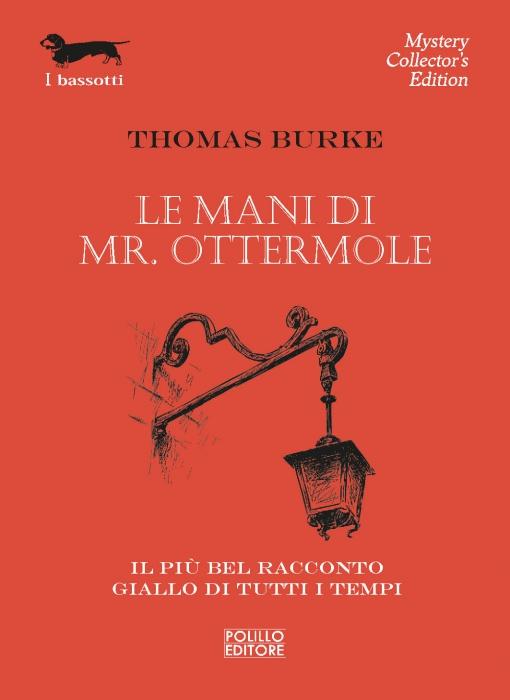 Copertina de MANI DI MR. OTTERMOLE,LE      N.166