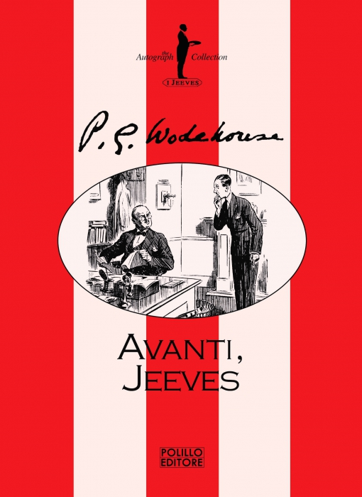 Copertina de AVANTI, JEEVES