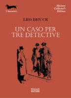 Copertina de CASO PER TRE DETECTIVE,UN    N.87