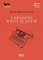 Copertina de ASSASSINO SCRIVE DI NOTTE,L'