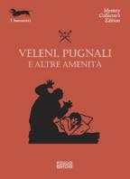 Copertina de VELENI, PUGNALI E ALTRE AMENITA' N.157