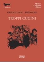 Copertina de TROPPI CUGINI       N.155