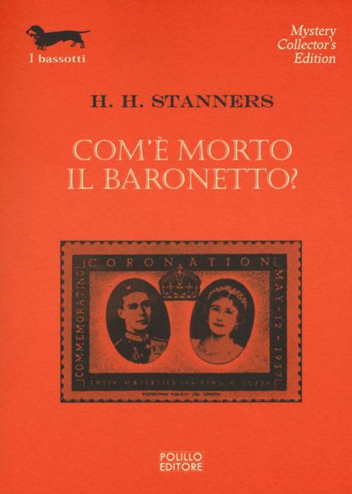 Copertina de COM'E' MORTO IL BARONETTO?   N.203