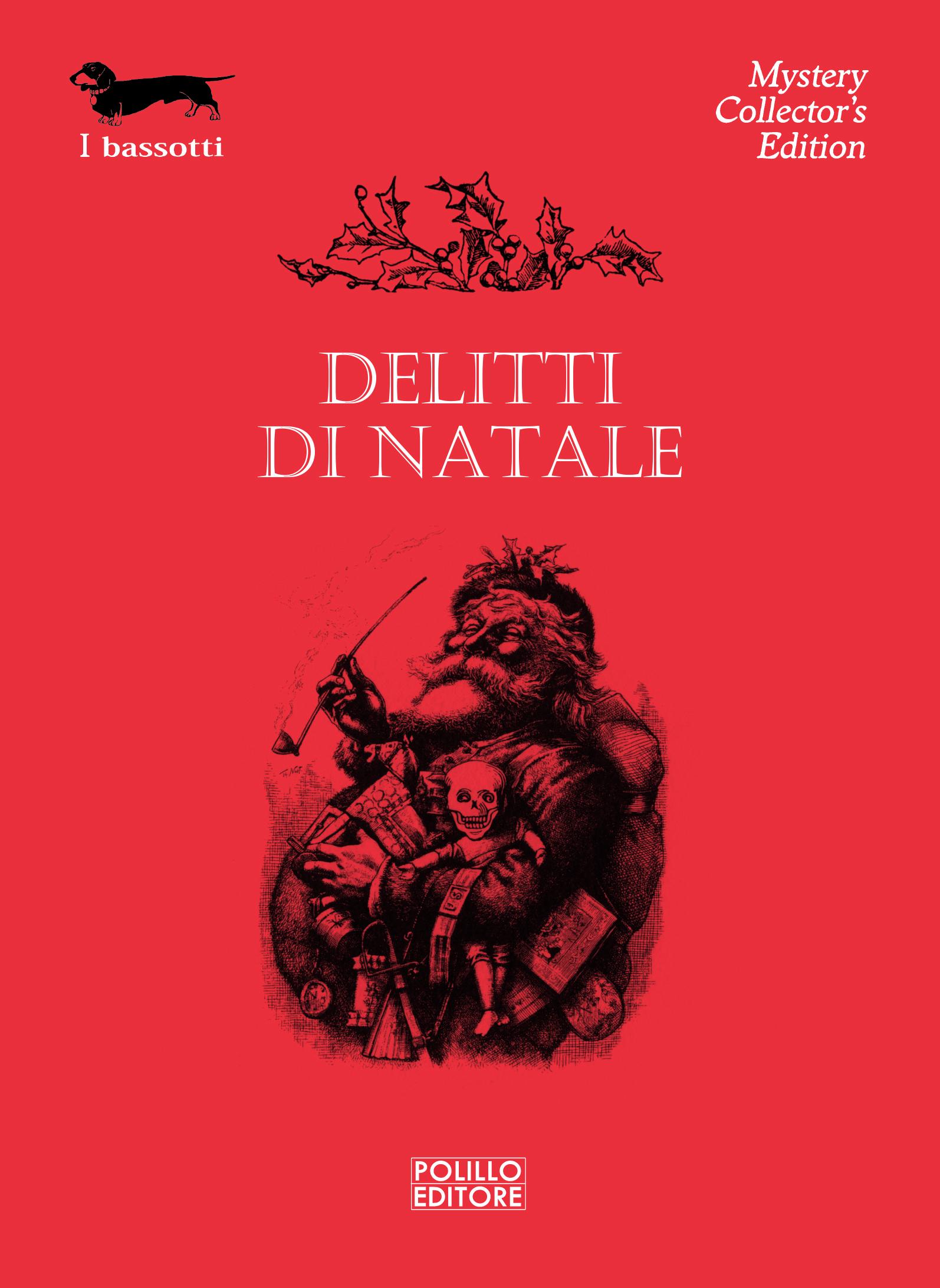 Copertina de DELITTI DI NATALE N.25