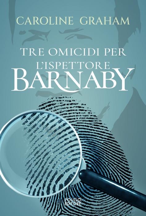 Copertina de BARNABY-TRE OMICIDI PER L'ISPETTOREBARNABY N.1