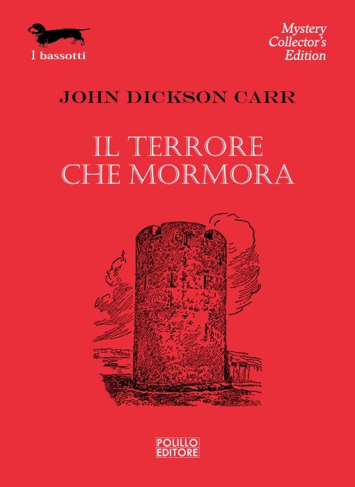 Copertina de TERRORE CHE MORMORA, IL      N.134