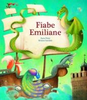 Copertina de FIABE EMILIANE
