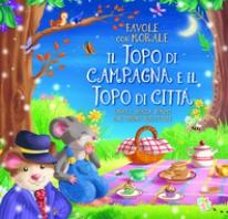 Copertina de TOPO DI CAMPAGNA E IL TOPO DI CITTÀ
