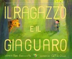 Copertina de RAGAZZO E IL GIAGUARO, IL