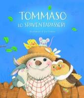 Copertina de TOMMASO LO SPAVENTAPASSERI