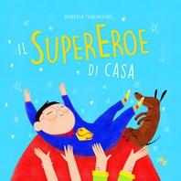 Copertina de SUPEREROE DI CASA, IL