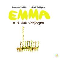 Copertina de EMMA E LE SUE COMPAGNE
