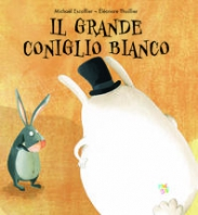 Copertina de GRANDE CONIGLIO BIANCO,IL
