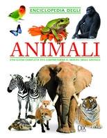 Copertina de ENCICLOPEDIA DEGLI ANIMALI
