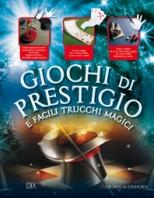 Copertina de GIOCHI DI PRESTIGIO E TRUCCHI MAGICI
