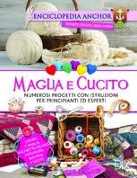 Copertina de MAGLIA E CUCITO
